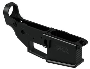 Lantac LA00267 Raven N15 Lower AR Platform Multi-Caliber Black Hardcoat Anodized