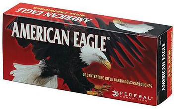 Federal AM Eagle 223Rem 55G FMJ Bt20/500
