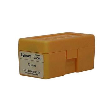 Lyman AA Neck EXP DIE 22 Short 7342097