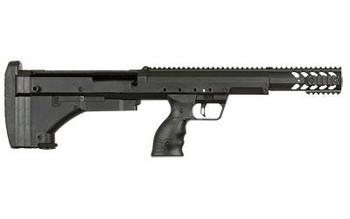Desert Tech Srsa1 Covert Rifle Chassis Black