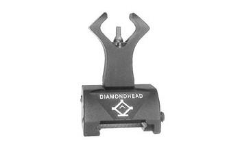 DIAMONDHEAD USA, INC. DMDHD HOLE SHOT FRONT FXD SIGHT BLK