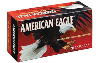 Federal AM Eagle 9MM 147 Grain Weight FMJ 50/1000