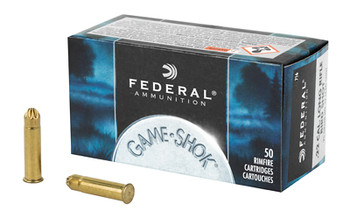 Federal Gmshk 22Lr #12 LD Shot  50/2500 716