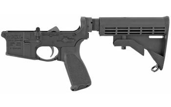 BCM Lower Group W/Milspec M4 Stock LRG-STK-M4