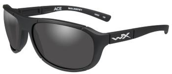 WILEY X Ace Sunglasses - Grey Lens/Matt Black Frame