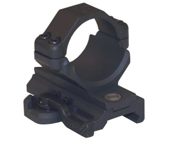 Aimpoint Comp Throw Lever Ring & Mount