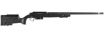"Christensen Arms BA TAC 308Win Blk/Gry 16"" TB"