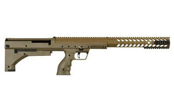 Desert Tech Srsa1 Rifle Chassis FDE