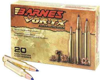 Barnes Ammo Vor-Tx .35 Whelen 200Gr Ttsx-Fb 20-Pac