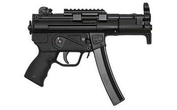 """Zenith MKE Z-5K 9MM 4.6"""" 30Rd Black"""