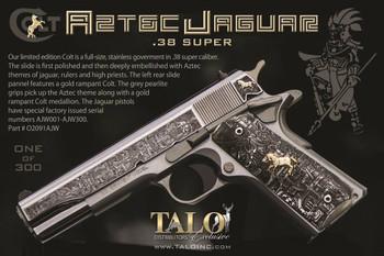 """COLT COLT AZTEC JAGUAR 38 SUPER 5"""""""