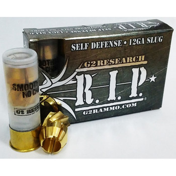 G2 Research RIP 12Ga Slug 5/20 G00627
