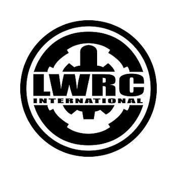 "LWRC SIX8 PDW SBR 6.8SPC FDE 8.5"""