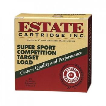 Estate 12ga 2-3/4   HDCP 1oz 9 25Bx