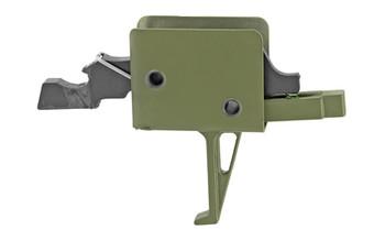 CMC Ar-15 Match Trigger Flat ODG 91503ODG