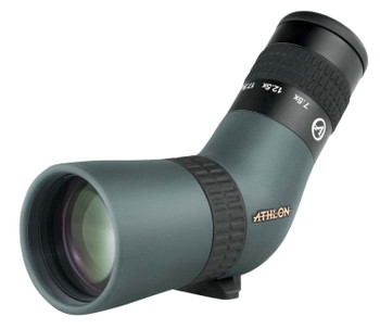 "Athlon 312003 Ares  7.5-22.5x 50mm 265-116 ft @ 1000 yds FOV 0.75""-0.63"" Angled Green"