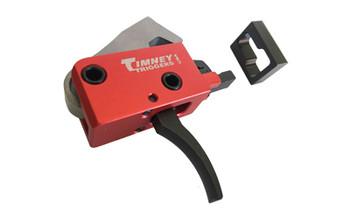 Timney Trig AR PCC 2 STG Curved Shoe 682