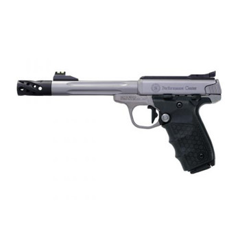 """S&W Victory PC 22Lr 10Rd 6"""" Fluted 12078"""