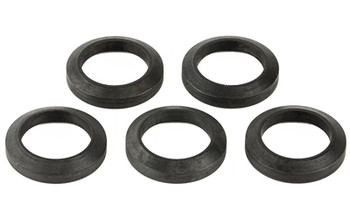 Advanced Technology AR Black 5 Pack Crush Washer 2