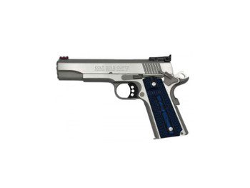 """Colt Gold CUP Lite 38Sup 5"""" STS O5073GCL"""