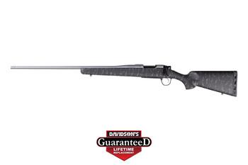 """Christensen Arms Mesa 6.5Cr Tungsten/Blk 22"""" LH"""