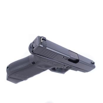 Glock 19 Gen4 9Mm, (2) 15Rd+2 Mags, Steel Sights Luminescent