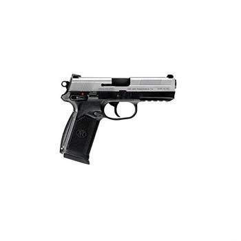 "FN Herstal Fnx-45 4.5"" Black/Sts 3 Magazine MS 15R"