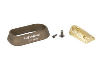 ALG Flared Magwell FOR Glock 17/22 SND AFM-SAND
