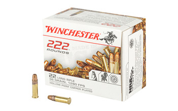 Winchesterchester 22Lr 36 Grain Weight CPR HP 222/