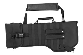 Ncstar Tact Rifle Scabbard BLK CVRSCB2919B