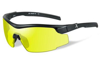 Wiley X REM Glasses Yellow/Black