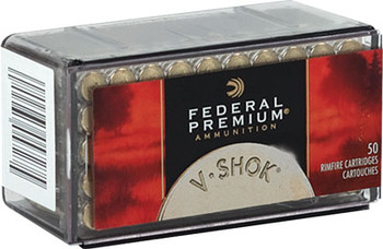 FED PRM 22Wmr 30 Grain Weight JHP 50/3000 P765