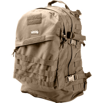BARSKA OPTICS GX-200 Tactical Backpack, Tan