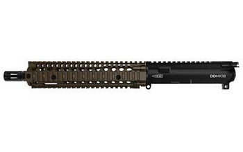 "Daniel Defense Mk18  Upper 5.56 10.3"" FDE"