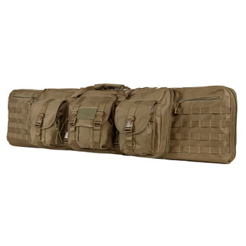 NCSTAR Double Carbine Case/Tan/46 In