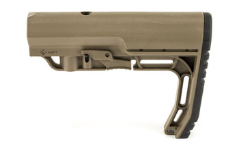 Mission First Tactical Minimalist Stock FDE W/Mil