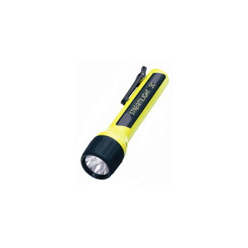 STREAMLIGHT 3C Lux Div 1 with White LED CP. Yellow
