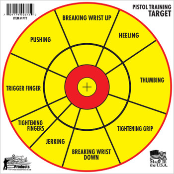 Pro-Shot Ptt6pk Splattershot Pistol Training Hangi