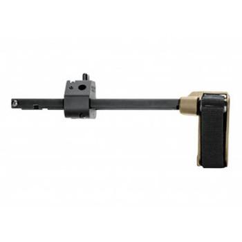 SB Tact CZ PDW Pistol Brace 3 POS FD CZPDW-02-SB