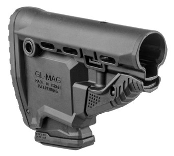 FAB DEF M4 Survival Buttstock fx-glmagb