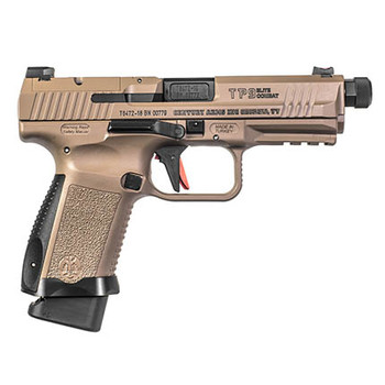 Century International Arms Canik 9MM TP9 Elite COM
