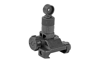 Knights Armament 600M Micro Flip Rear Sight Black