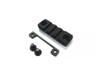 ALG Defense Ergonomic Modular Rail Accessory Rail - Side or 6 o'clock position