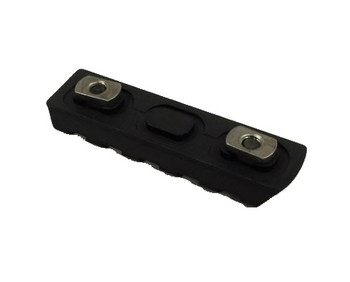 ALG Defense Ergonomic Modular Rail Accessory Rail - Co-Witness 12 o'clock position