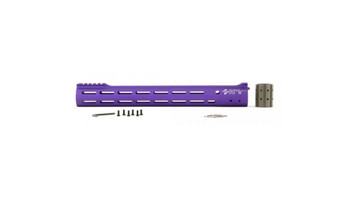 ALG Defense AR Handguard EMR Ergonomic Modular Rail - Purple
