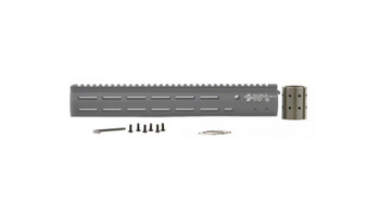 ALG Defense AR Handguard EMR Ergonomic Modular Rail - Gray