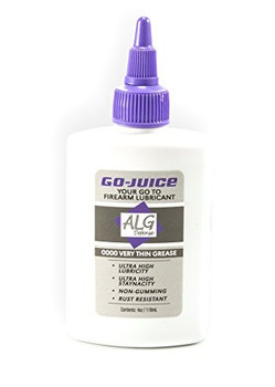 ALG Defense Go-Juice 0000 Very Thin Grease - 4oz