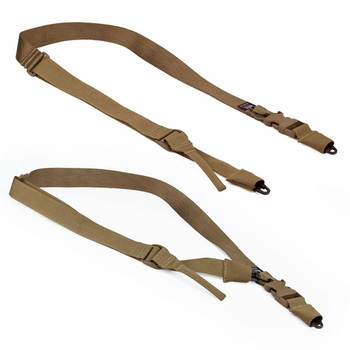 BDS Tactical Dual Sling Coyote CDS DT
