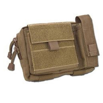 BDS Tactical BDS BDS Super Admin Pouch Coyote