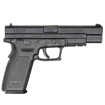 SPR  XD45 .45acp Thumb Safety